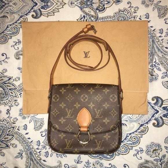 Louis Vuitton Bags Saint Cloud Mm Poshmark